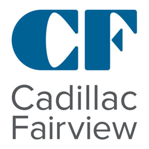 CF logo (CNW Group/Cadillac Fairview Corporation Limited)
