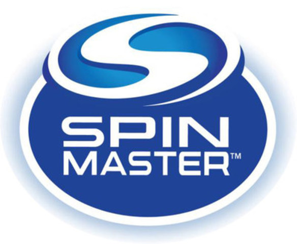 Spin Master Ltd. (CNW Group/Spin Master Ltd.)