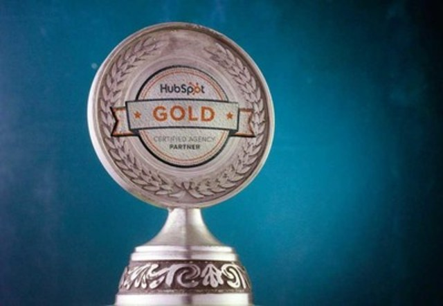Gecko Marketing becomes HubSpot Gold Tiered Agency Partner (CNW Group/Gecko Marketing)