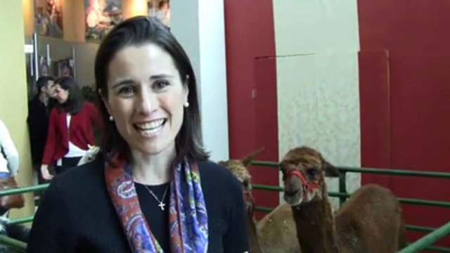 Video: World Vision's Molly Finlay talks about their popular Gift Catalogue, a way to avoid malls and still give meaningful last-minute gifts.