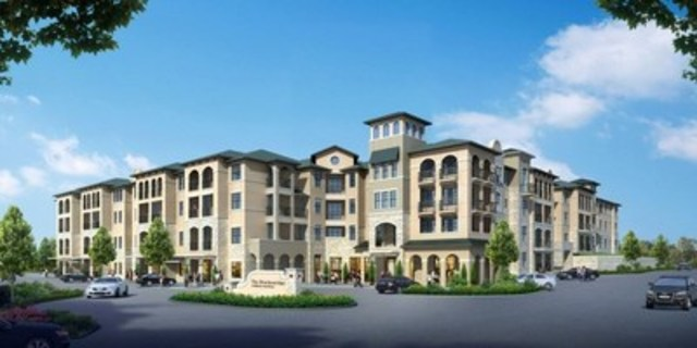 Photo: The Brackenridge at Midtown in San Antonio, Texas (CNW Group/Pure Multi-Family REIT LP)