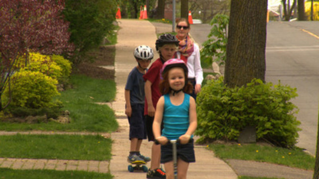 Video:key interviews with Active Healthy Kids Canada and ParticipACTION spokespeople