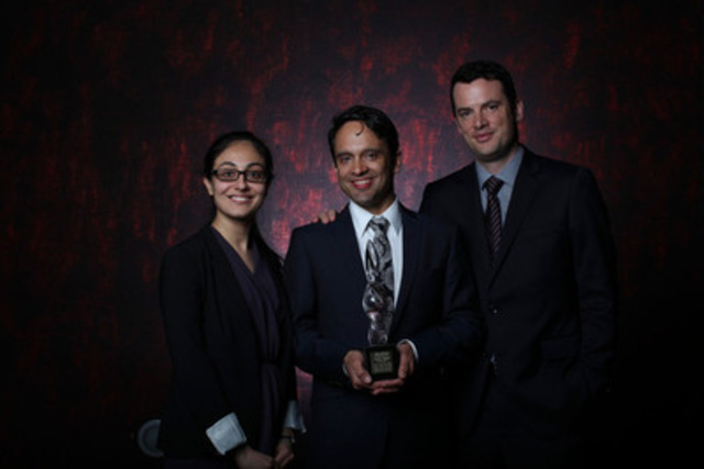 Community Relations Gold - Argyle Communications (CNW Group/Canadian Public Relations Society)