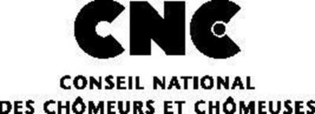Logo : Conseil national des chômeurs et chômeuses (Groupe CNW/Conseil national des chômeurs et chômeuses)