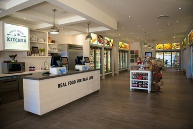 The newly redesigned M&M Food Market is part of the company's Real Food for Real Life commitment, which  ...