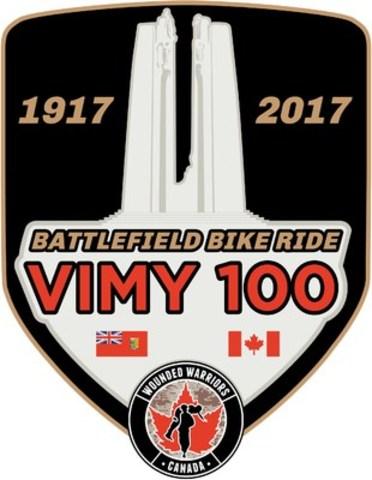 2017 Wounded Warriors Canada Battlefield Bike Ride (CNW Group/Wounded Warriors Canada)