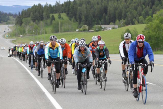 Photo credit: Jacek Kaim (CNW Group/Canadian Cancer Society (BC and Yukon Division))