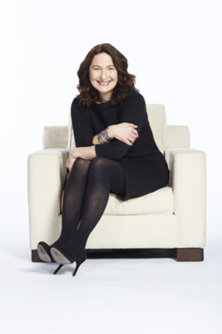 Anna Maria Tremonti, host of CBC Radio One's The Current, will host this year's CJF Awards on June 16 in Toronto. (CNW Group/Canadian Journalism Foundation)