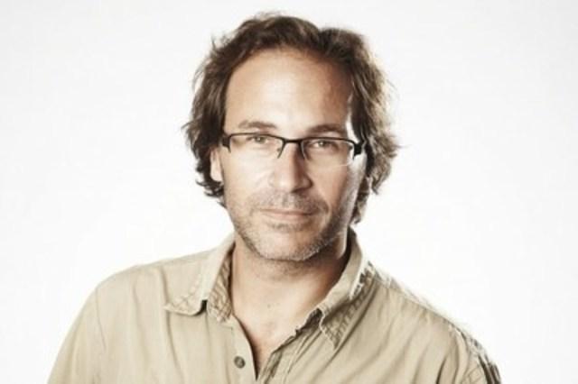 Gary Lawrence, lauréat du prix Jules-Fournier 2015-2016 (Groupe CNW/Conseil supérieur de la langue française)