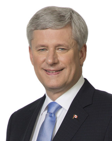 The Right Honourable Stephen Harper affiliates with Dentons. (CNW Group/Dentons Canada LLP)