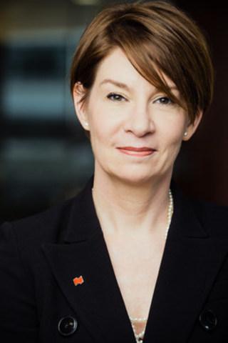 La Banque Nationale félicite Caroline Vermette, vice-présidente, Gestion de la performance financière, Marchés financiers, qui a remporté les honneurs dans la catégorie « Étoile Montante » lors de la 11e édition du gala annuel de l'Association des femmes en finance du Québec (AFFQ). (Groupe CNW/Banque Nationale du Canada)