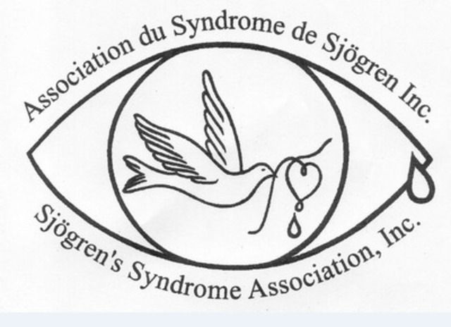 Association du syndrome de Sjögren Inc. (Groupe CNW/Association du Syndrome de Sjogren)