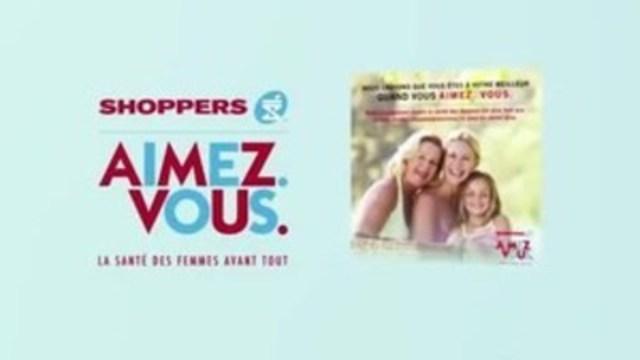 Vidéo : Shoppers Drug Mart et Ostéoporose Canada s'unissent pour la santé des femmes