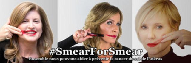 Ensemble nous pouvons aider à prévenir le cancer du col de l'utérus (Groupe CNW/Corporation de Sensibilisation VPH)