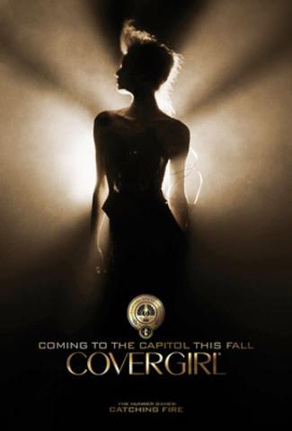 COVERGIRL ANNONCE UN NOUVEAU PARTENARIAT BEAUTÉ EXCLUSIF AVEC LE FILM THE HUNGER GAMES : L'EMBRASEMENT DE LIONSGATE (Groupe CNW/Lionsgate)