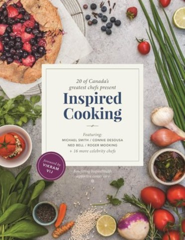 Inspired Cooking Cover (CNW Group/VACAY.CA)
