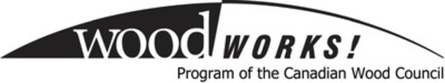 Wood WORKS! (Groupe CNW/Conseil canadien du bois)
