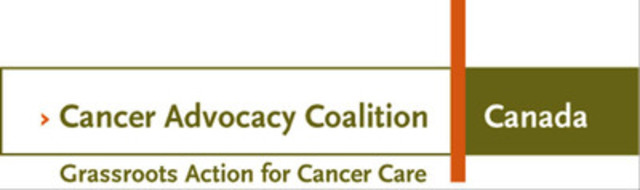 Cancer Advocacy Coalition of Canada (CNW Group/Cancer Advocacy Coalition of Canada)