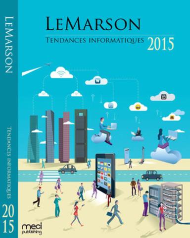LeMarson : lancement du 1er réseau social des tendances informatiques. Mis en œuvre par Claude Marson, formateur chez Technologia, ce projet passionnant aspire à devenir votre compagnon de travail quotidien. LeMarson se compose d'un livre de près de 500 pages, d'un portail et d'un réseau social. (Groupe CNW/Technologia)