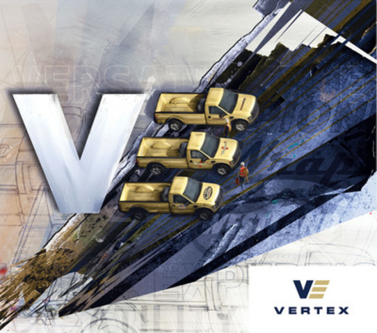 "Blackjack Investments Ltd. amalgamates subsidiaries into Vertex Resource Group Ltd. Three separate organizations are now one: Pioneer Professional Services Group Ltd., Wrapex Industrial Services Ltd. and Westland Energy Services Ltd. Now, they're all officially under the Vertex banner. "" I'm extremely excited about our new name,""says Terry Stephenson, CEO of Vertex. "" It means the highest point, apex or summit, and it sums up how we feel about our new venture."" (CNW Group/Vertex Resource Group Ltd.)"