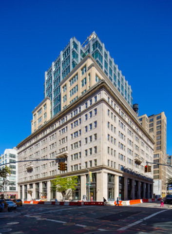 Ivanhoé Cambridge acquires 49% interest in  330 Hudson in Manhattan (CNW Group/Ivanhoé Cambridge)