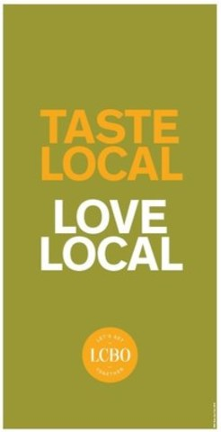 Taste Local, Love Local (CNW Group/LCBO)
