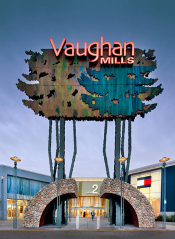 Vaughan Mills. (CNW Group/IVANHOE CAMBRIDGE)
