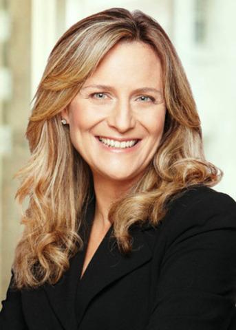 Christine Potvin, vice-présidente, Gestion du changement et des réalisations d'affaires, Standard Life (Groupe CNW/STANDARD LIFE)
