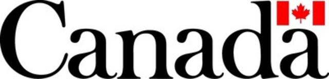 Logo : Gouvernement du Canada (Groupe CNW/Ville de Québec)