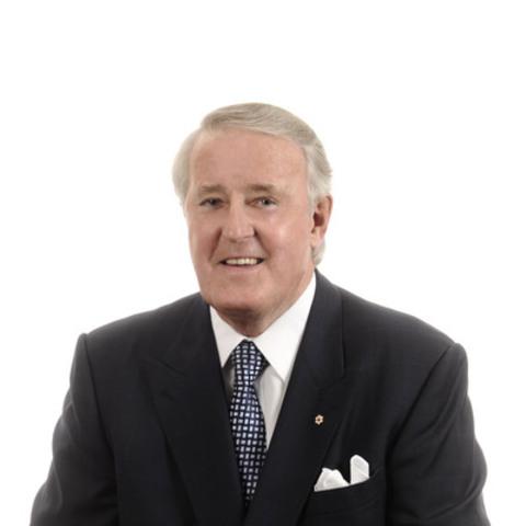 The Right Honourable Brian Mulroney, senior partner, Norton Rose Fulbright (CNW Group/Norton Rose Fulbright Canada LLP)