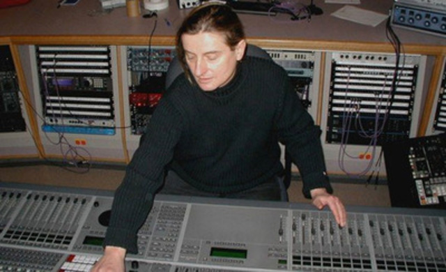 Jim Lamarche, composer, producer/engineer, educator, career counselor. (CNW Group/Harris Institute)
