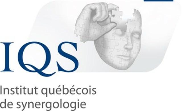 Logo : Institut québécois de synergologie (Groupe CNW/Institut québécois de synergologie)