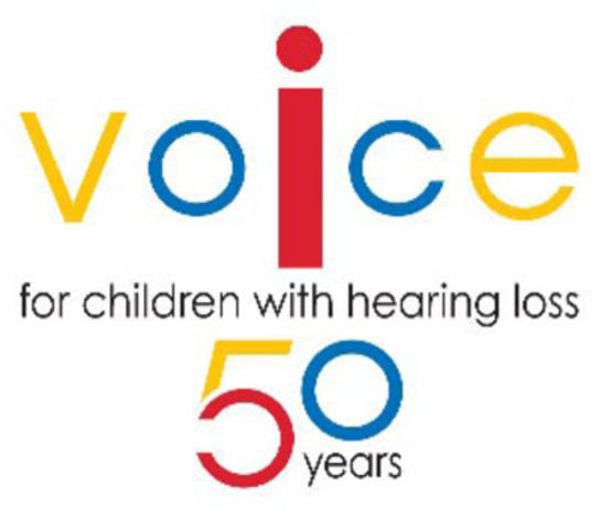 VOICE for Hearing Impaired Children Logo (CNW Group/VOICE for Hearing Impaired Children)
