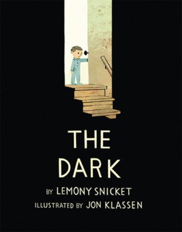 The Dark - Lemony Snicket, Illus. Jon Klassen (HarperCollins) (CNW Group/Toronto Public Library)