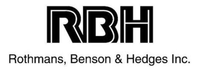 Rothmans, Benson & Hedges Inc. (Groupe CNW/Rothmans, Benson & Hedges Inc.)