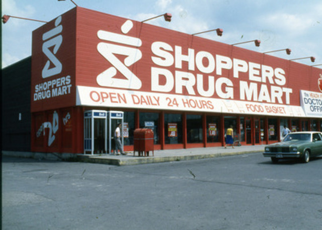 Founded in 1962, Shoppers Drug Mart now celebrates its 50th Anniversary. The company has changed the Canadian retail landscape over the past five decades, positively impacting the lives of Canadians with innovative health services, affordable private label brands, one of the largest and most popular loyalty card programs, and expansion into the beauty and food categories. (CNW Group/Shoppers Drug Mart Corporation)