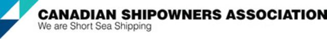 Logo: Canadian Shipowners Association (CNW Group/Canadian Shipowners Association)