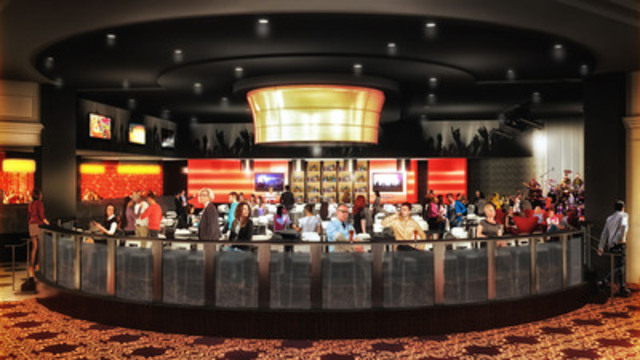Renderings: Hard Rock Casino Vancouver - Live Entertainment Bar (CNW Group/Great Canadian Gaming Corporation)