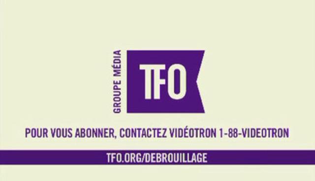 Video: Débrouillage de TFO jusqu'au 30 novembre 2013.