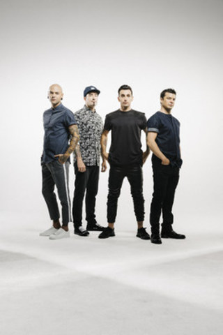 Multi-platinum pop group Hedley takes centre stage in the battle against cancer to become Relay For Life Youth Ambassadors for the Canadian Cancer Society. (CNW Group/Canadian Cancer Society (Ontario Division))