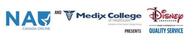 NAU & Medix College welcomes Disney Institute to London (CNW Group/Disney Institute)