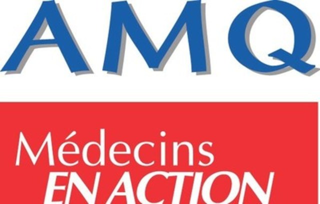 Québec Medical Association (QMA) Logo (CNW Group/Canadian Medical Association)