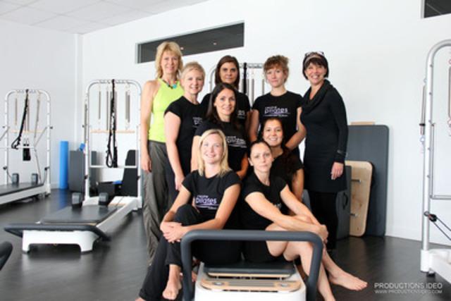 LE CENTRE PILATES QUÉBEC et ses 10 instructeurs certifiés par la MÉTHODE PILATES Ann McMillan offrent la même attention à tous et permettent d'améliorer sa forme, son bien-être et sa musculature surtout en renforçant les muscles stabilisateurs à l'origine de la bonne posture. (Groupe CNW/Centre Pilates Québec)