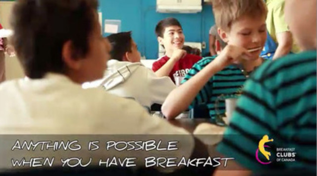 Video: It's not just about breakfast ... It's about building a community