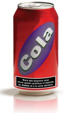 Mise en garde sur les boissons sucrées - « Le MAPAQ doit prendre ses responsabilités », affirment quatre groupes en santé (Groupe CNW/Coalition québécoise sur la problématique du poids)