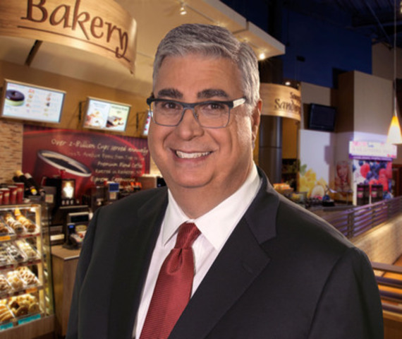 Global foodservice and beverage leader Marc Caira appointed to lead Tim Hortons Inc. (THI) as President and CEO, set to join July 2nd, 2013 (CNW Group/Tim Hortons Inc.)