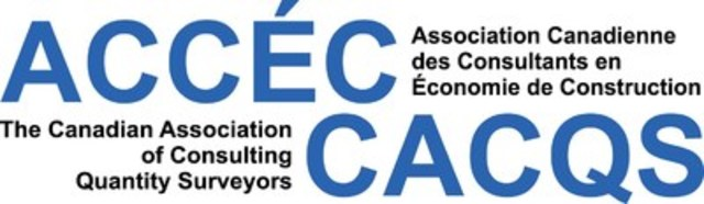 Logo : Canadian Association of Consulting Quantity Surveyors (CNW Group/Canadian Association of Consulting Quantity Surveyors (CACQS))