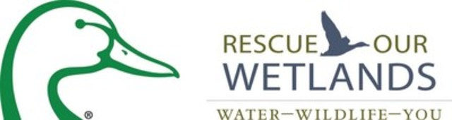 Rescue Our Wetlands (CNW Group/DUCKS UNLIMITED CANADA)