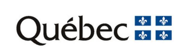 Logo : Gouvernement du Québec (Groupe CNW/Ville de Candiac)