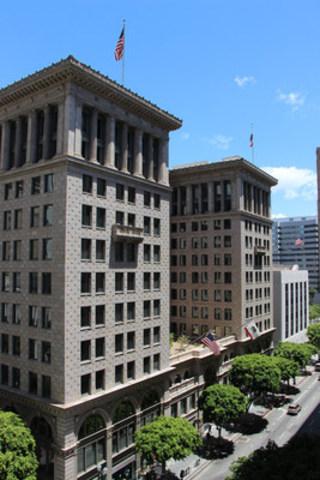 Ivanhoé Cambridge et son partenaire Callahan Capital Properties font l'acquisition de l'immeuble PacMutual au centre-ville de Los Angeles (Groupe CNW/Ivanhoé Cambridge)